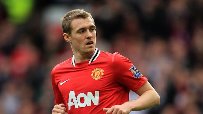 Darren Fletcher's inclusion had been hinted at by boss Alex Ferguson