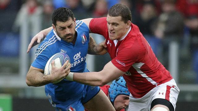 Six Nations - Pressure 'all on England' ahead of Cardiff decider
