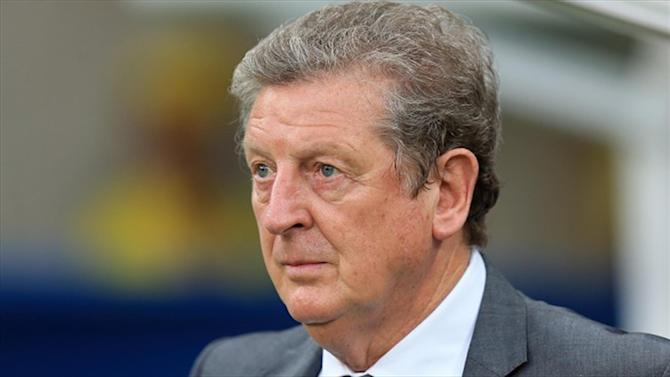 World Cup - England manager Hodgson had no plans to quit