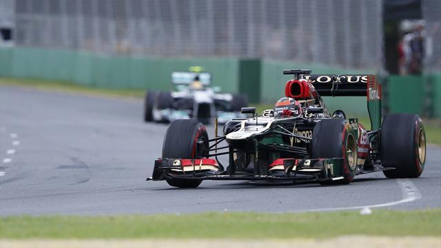Formula 1 - Lotus: tyre advantage not a given