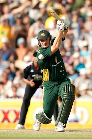 Shane Watson wants Australia to make their mark in England ahead of the Ashes