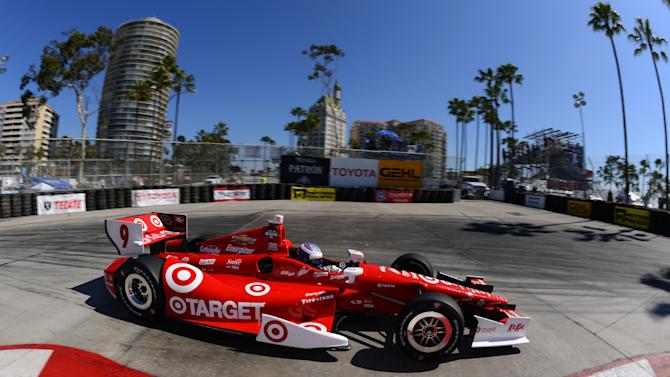 Toyota Grand Prix of Long Beach - Day 1