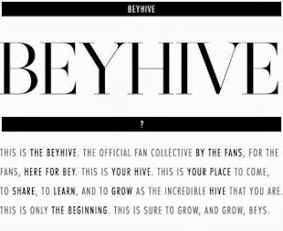 Customer Experience: Marketing Without Marketing image Beyonce BeyHive1