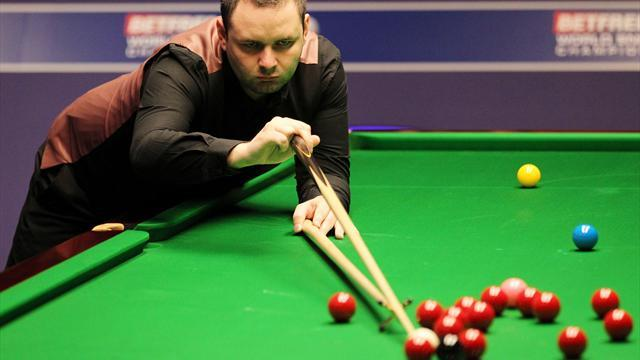 Snooker - Maguire wins UK PTC1