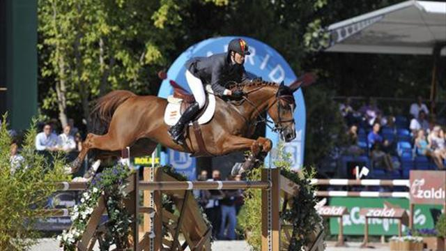 Equestrianism - Madrid set for top names