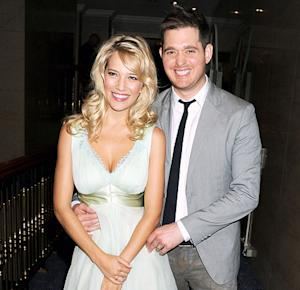 Michael Buble, Pregnant Wife Luisana Lopilato Having a Boy