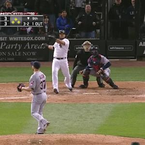 Melky's walk-off single