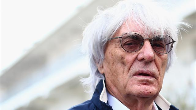 Formula 1 - Ecclestone's bribery trial set to begin in Germany