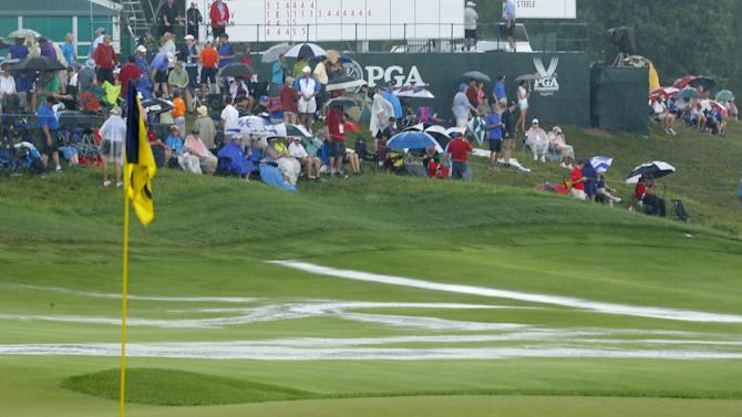 US PGA Championship - McDowell pans organisers, says Valhalla was 'unplayable'
