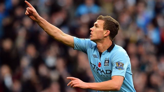 Premier League - Paper Round: Arsenal plot Dzeko bid