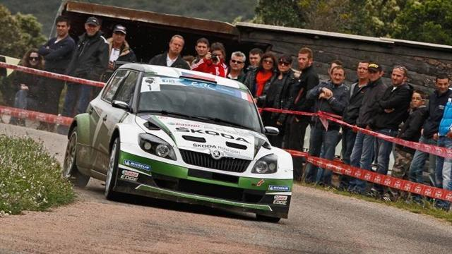 ERC - Kopecký on top after day of high drama in Sibiu