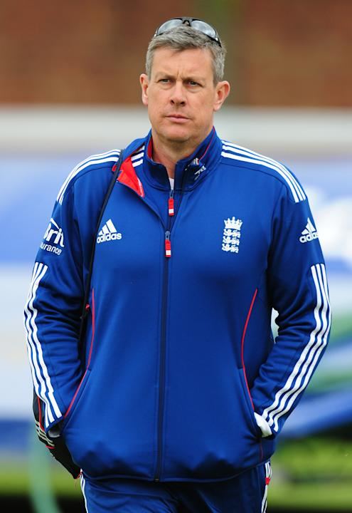 Cricket - Ashley Giles File Photo