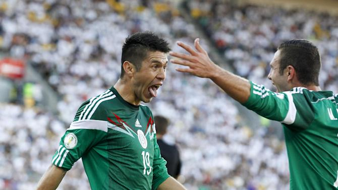 Mexico qualifies for 6th straight World Cup