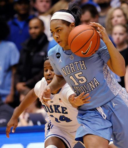 Duke's Williams leads all-ACC women's hoops team