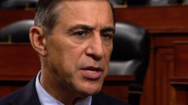 "Issa: ""No question"" Clinton's circle involved in Benghazi ""cover-up"""