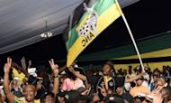 African National Congress (ANC) delegates attend the party's National Conference on December 17, 2012 in Bloemfontein. General elections will be held in 2014 and despite public anger at the state of the country, the ANC is likely to romp home.