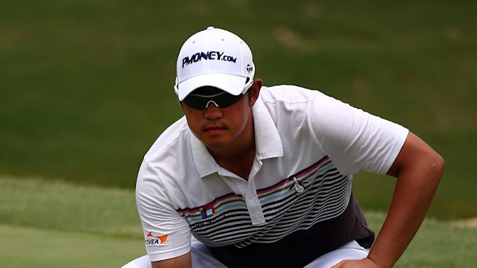 HP Byron Nelson Championship - Round Two