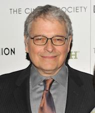"""NEW YORK, NY - APRIL 09: Director Lawrence Kasdan attends the Cinema Society and Rachael Ray Nutrish With Grey Goose Cherry Noir hosted screening of """"Darling Companion"""" at Tribeca Grand Hotel on April 9, 2012 in New York City. (Photo by Stephen Lovekin/Getty Images)"""