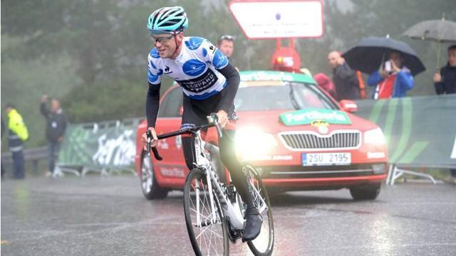 Cycling - Teamless Horner misses Vuelta unveiling, may not defend title