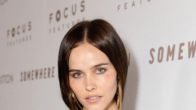 Isabel Lucas JanB Day