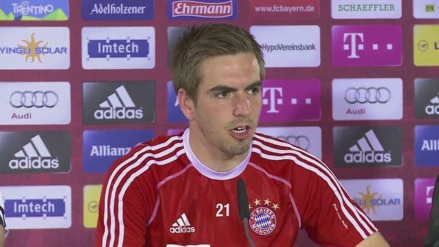 'It's a great draw'- Lahm