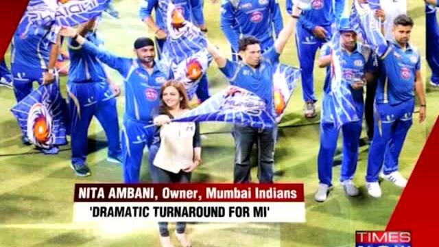 'Dramatic turnaround for MI'