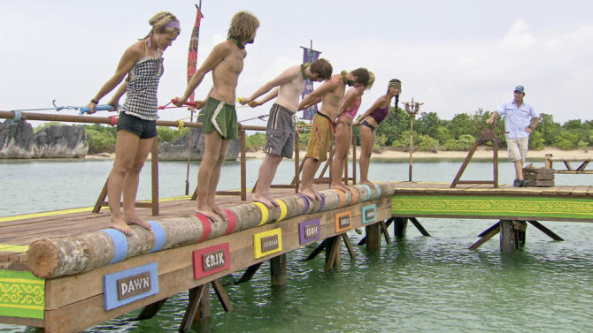 """""""Survivor: Caramoan - Fans vs. Favorites"""" -- """"Don't Say Anything About My Mom"""""""
