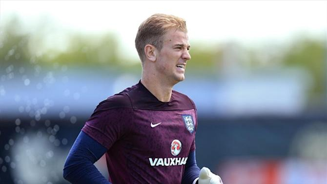 World Cup - Hart: England are in good shape