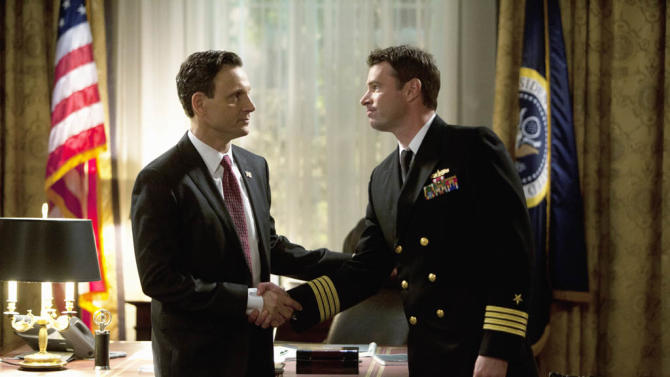 """Scandal"" -- ""Top of the Hour"" TONY GOLDWYN, SCOTT FOLEY"