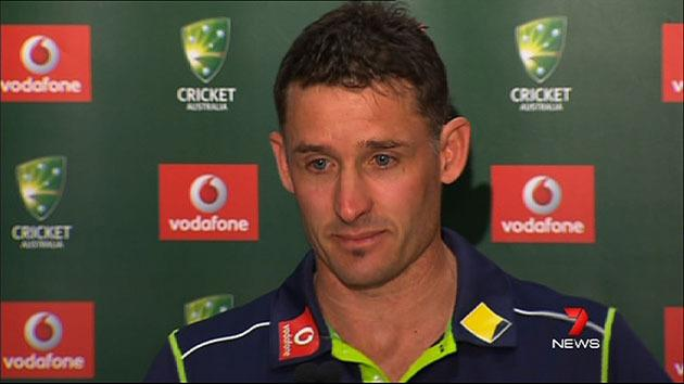 Mike Hussey announces retirement