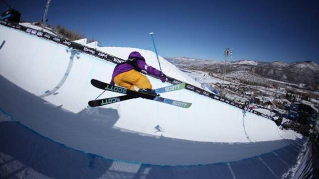 Freestyle Skiing - SuperPipe champs Bowman and Wise rein in Park City