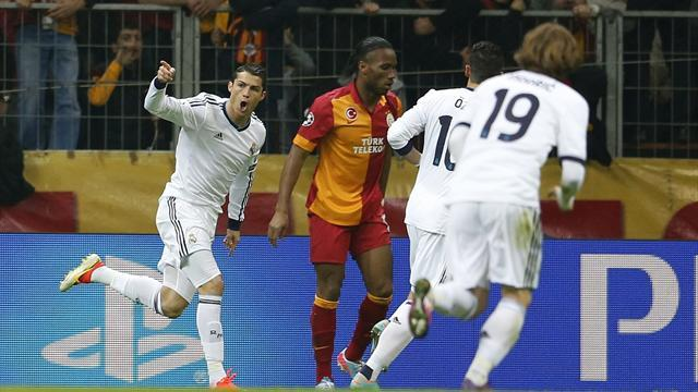 Champions League - Ronaldo double prevents huge shock in Istanbul