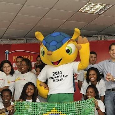 Brazilians want new names for World Cup mascot The Associated Press Getty Images Getty Images Getty Images Getty Images Getty Images Getty Images Getty Images Getty Images Getty Images Getty Images Ge