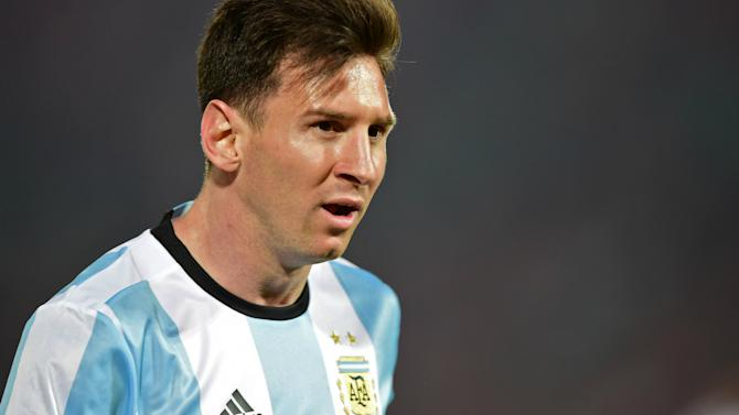 Messi: Argentina deserves to be Copa America champion