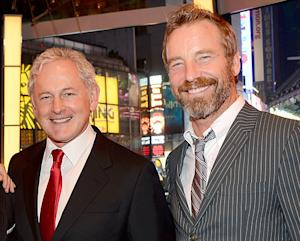 Victor Garber Reveals He's Gay and Dating Artist Rainer Andreesen