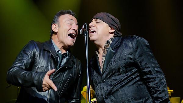Bruce Springsteen Surprises Steve Van Zandt at Little Kids Rock Concert