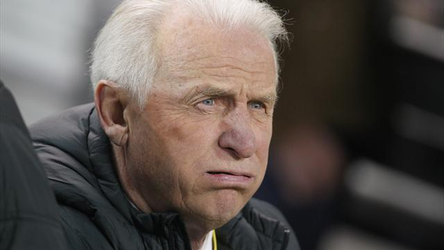 Football - Trapattoni delighted with attacking duo