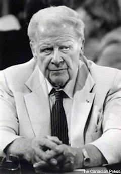 Harold Ballard, who owned the Toronto Maple Leafs and Hamilton Tiger-Cats, feuded with Gilchrist over the proceeds of a Marvin Gaye benefit concert.