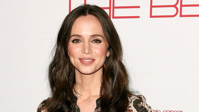 Eliza Dushku The Launch Of The Beauty Book For Brain Cancer