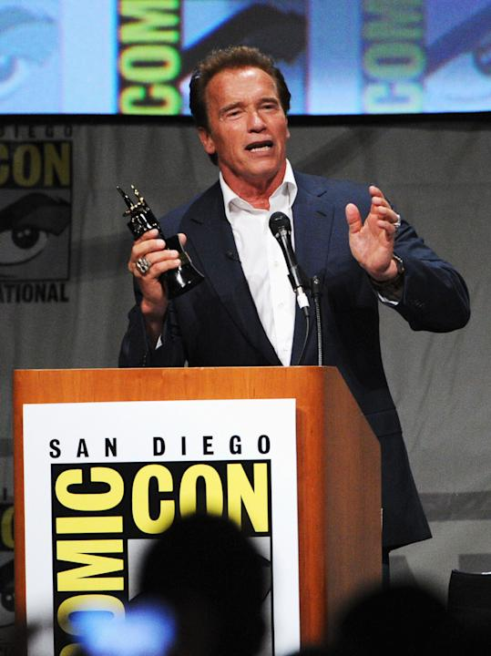 """Comic-Con International 2012 - """"The Expendables 2 - Real American Heroes"""" Panel"""