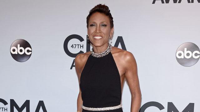 Robin Roberts Addresses Sexuality