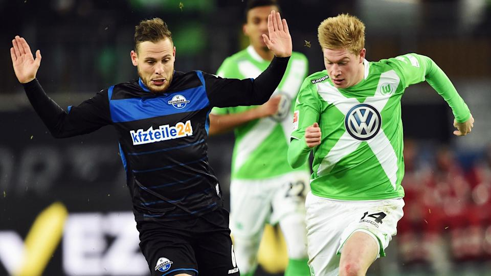 Video: Wolfsburg vs Paderborn