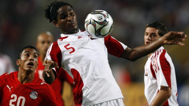 Concacaf Football - Trinidad defender Adams dies in Hungary
