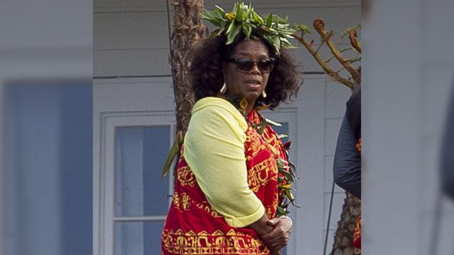 Oprah's Ceremonial Garb Explained