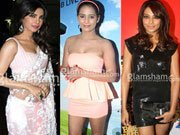 Bollywood actresses celebrate Women's Day