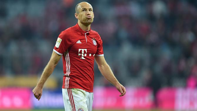 Robben to start against Cologne, suggests Ancelotti