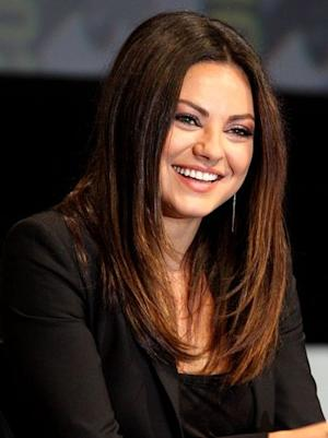 Mila Kunis Turns 29 as Her Romance with Ashton Kutcher Heats Up