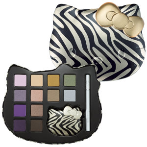 Hello Kitty Wild Thing Makeup Palette