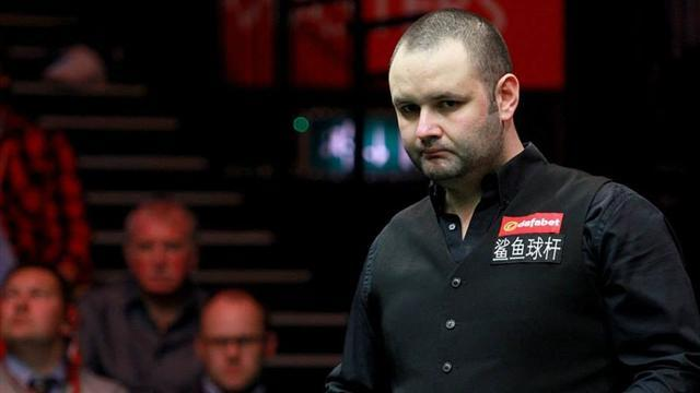 Snooker - Maguire overcomes Robertson and tonsillitis to set up O'Sullivan semi