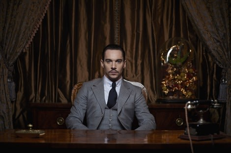 Dracula: Was Jonathan Rhys Meyers born for the role? He answers this question in a recent interview.